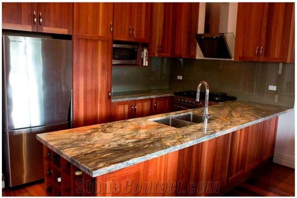 Fusion Kitchen Countertop